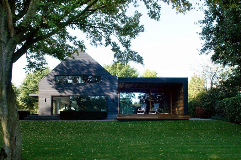 Radikálna rekonštrukcia vidieckeho domu