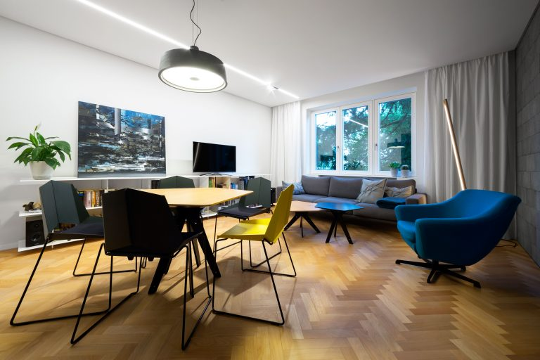 Premena bytu: Práca s priestorom do posledného detailu