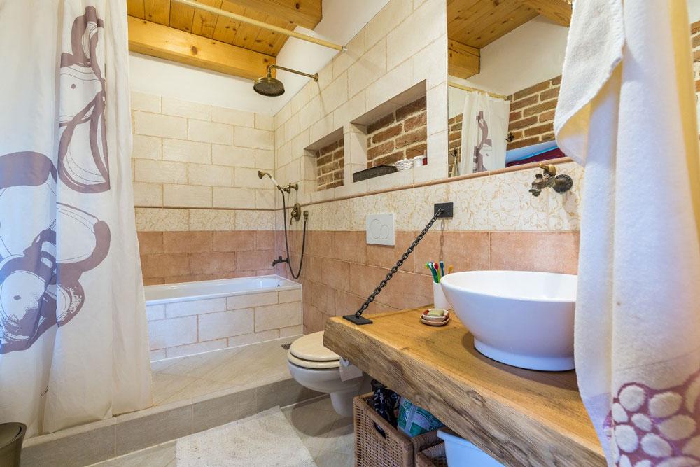 Kúpeľňa v sýpke