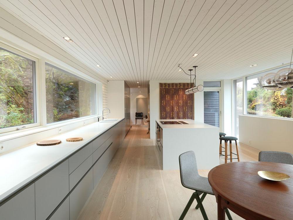Dom navrhnutý architektom