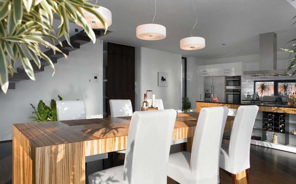 Jedáleň s kuchyňou