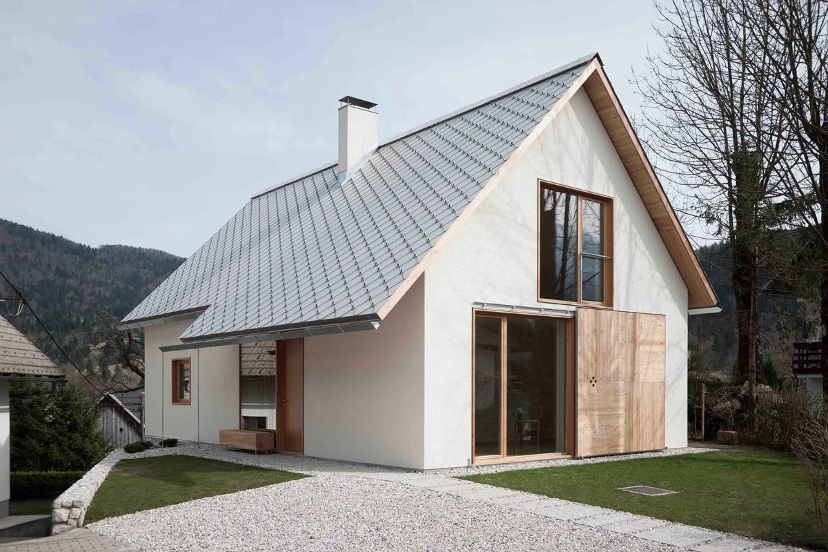 Tradičná sedlová strecha