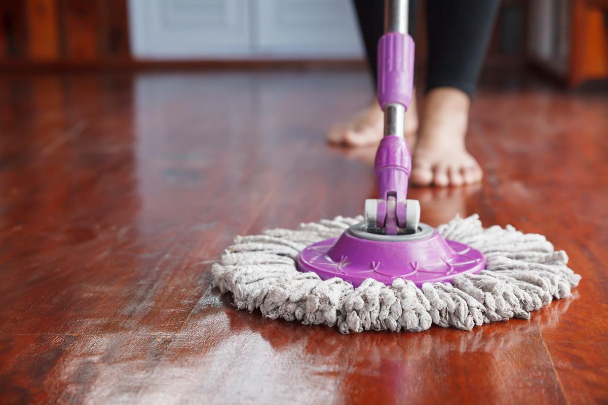 starostlivosť o podlahu