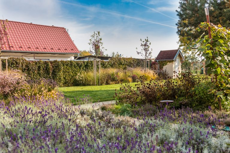 Vidiecka záhrada – splnený sen majiteľov