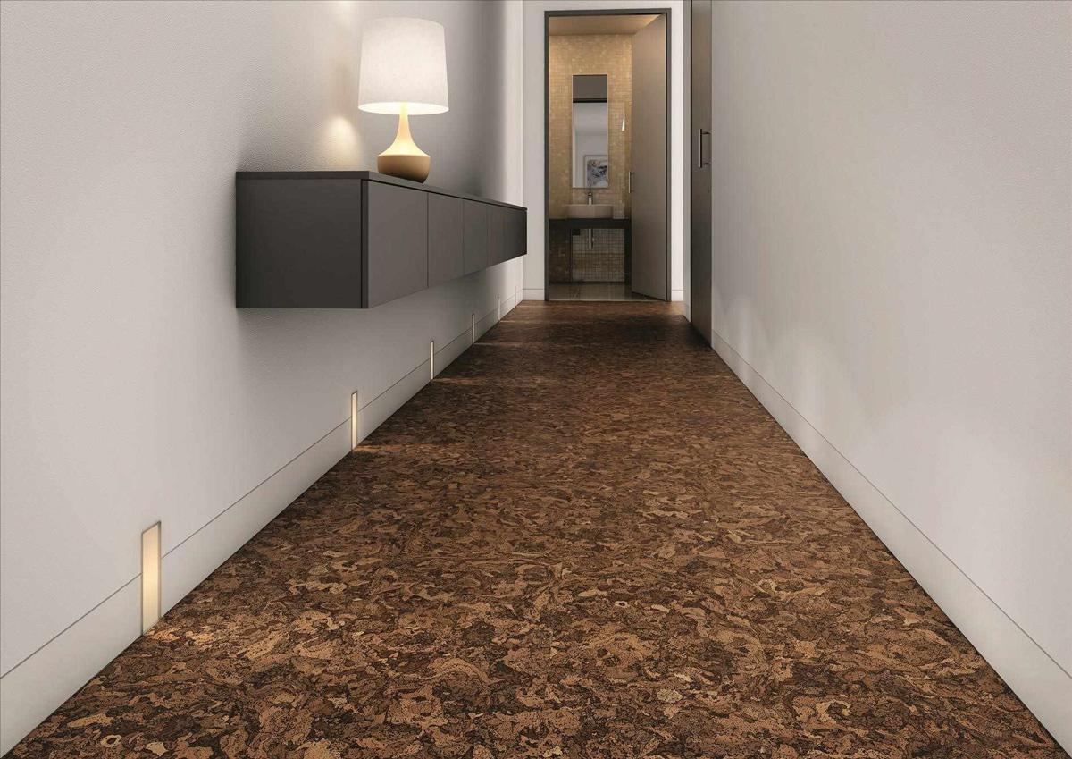 kokrová podlaha