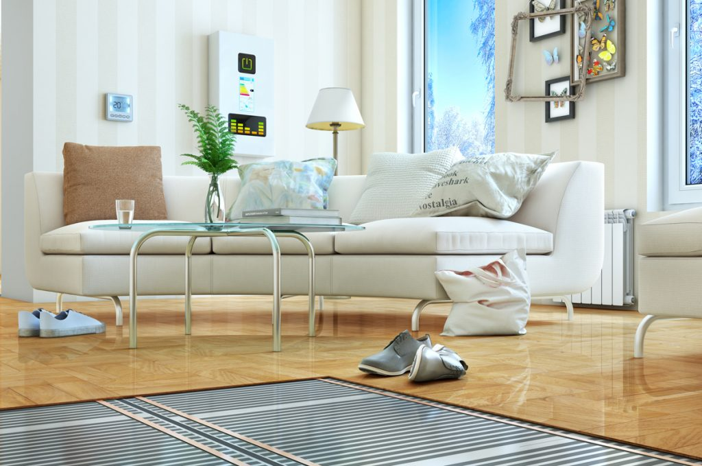 Čo možno neviete o podlahovom vykurovaní
