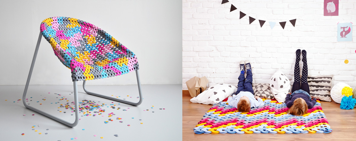koberec pre deti