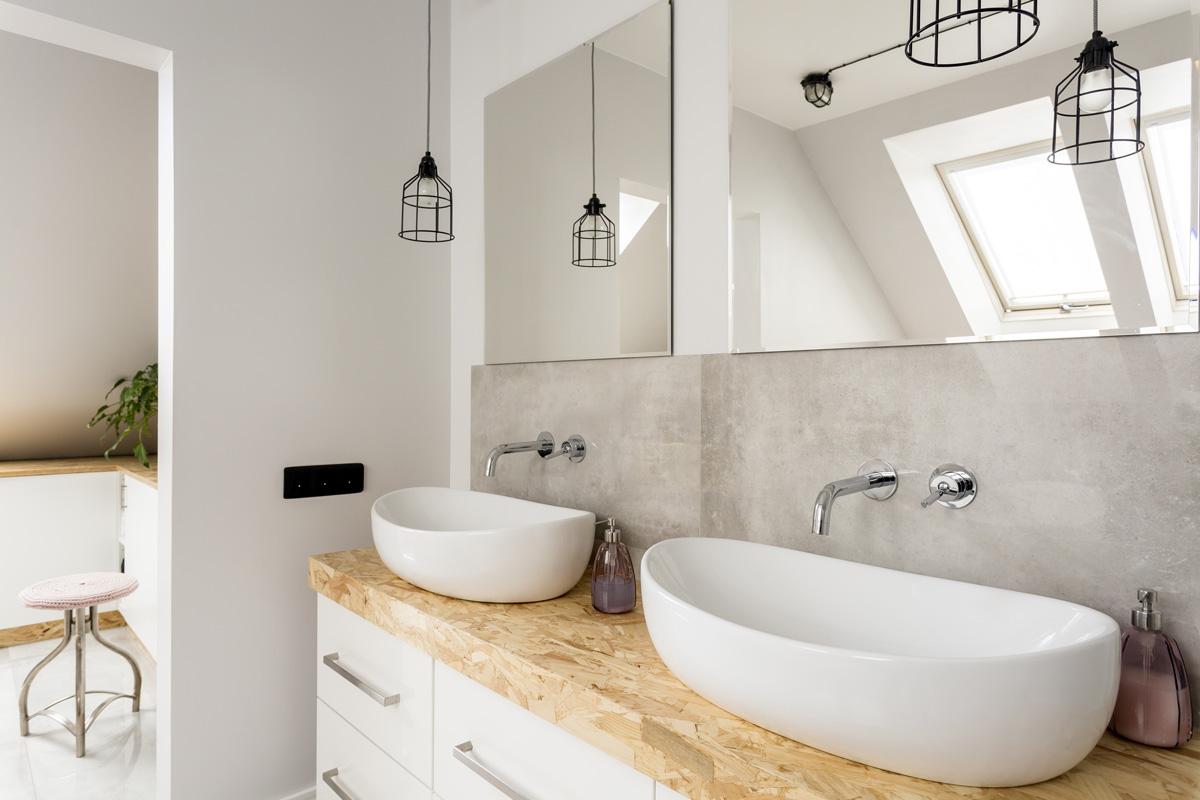 e0b650658c563 Bezpečná elektrina v kúpeľni | DOMA.SK