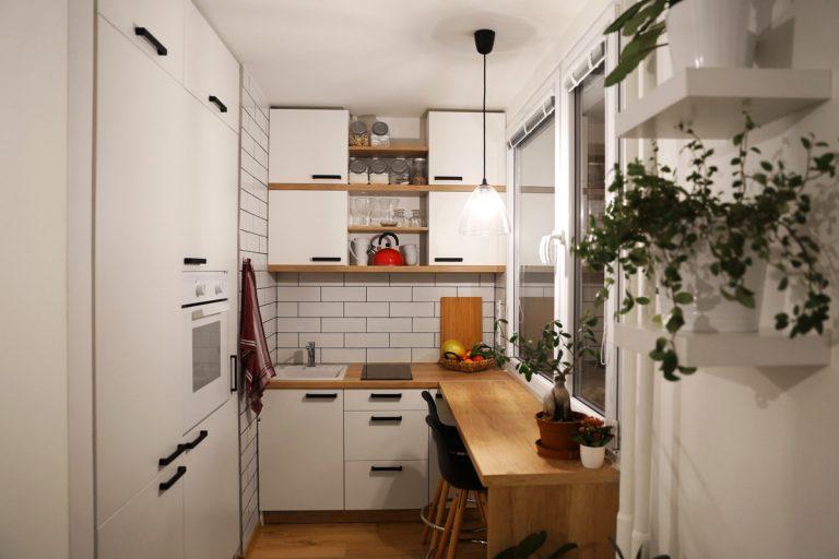Malá kuchyňa – veľké plánovanie
