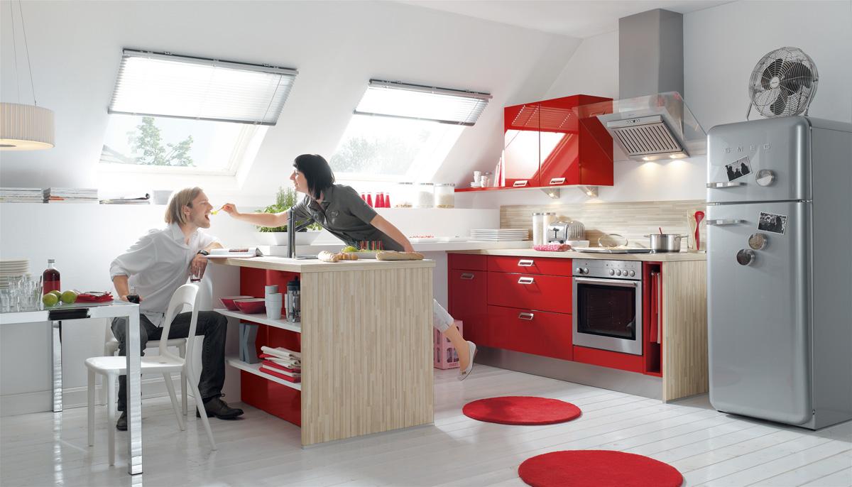 kuchynské ostrovčeky