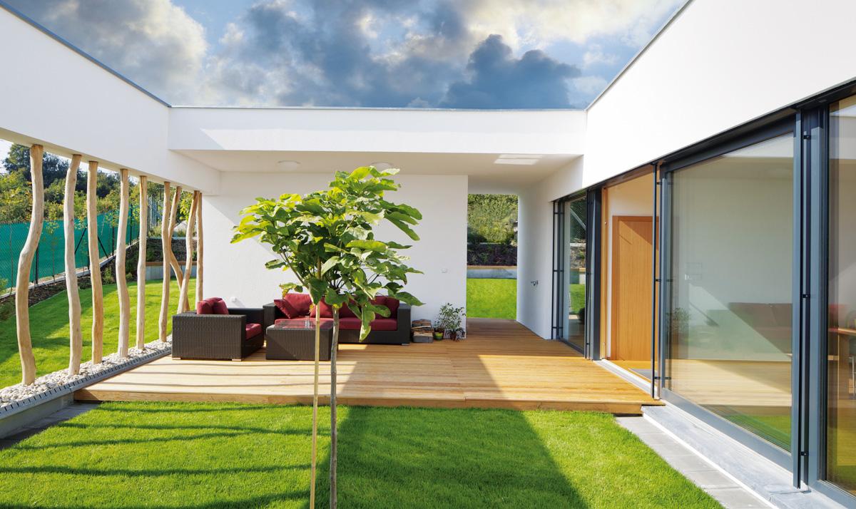 plánovanie záhrady
