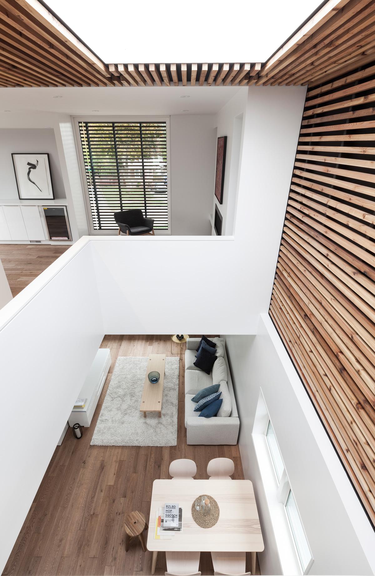Geometrické tvary v interieri