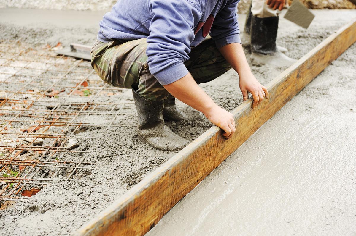 budovanie základov domu