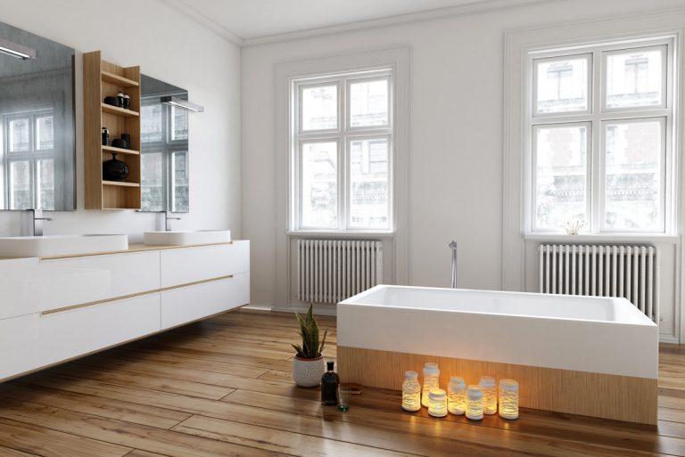 Zariaďujeme kúpeľňu: Kúpeľňové ukladanie