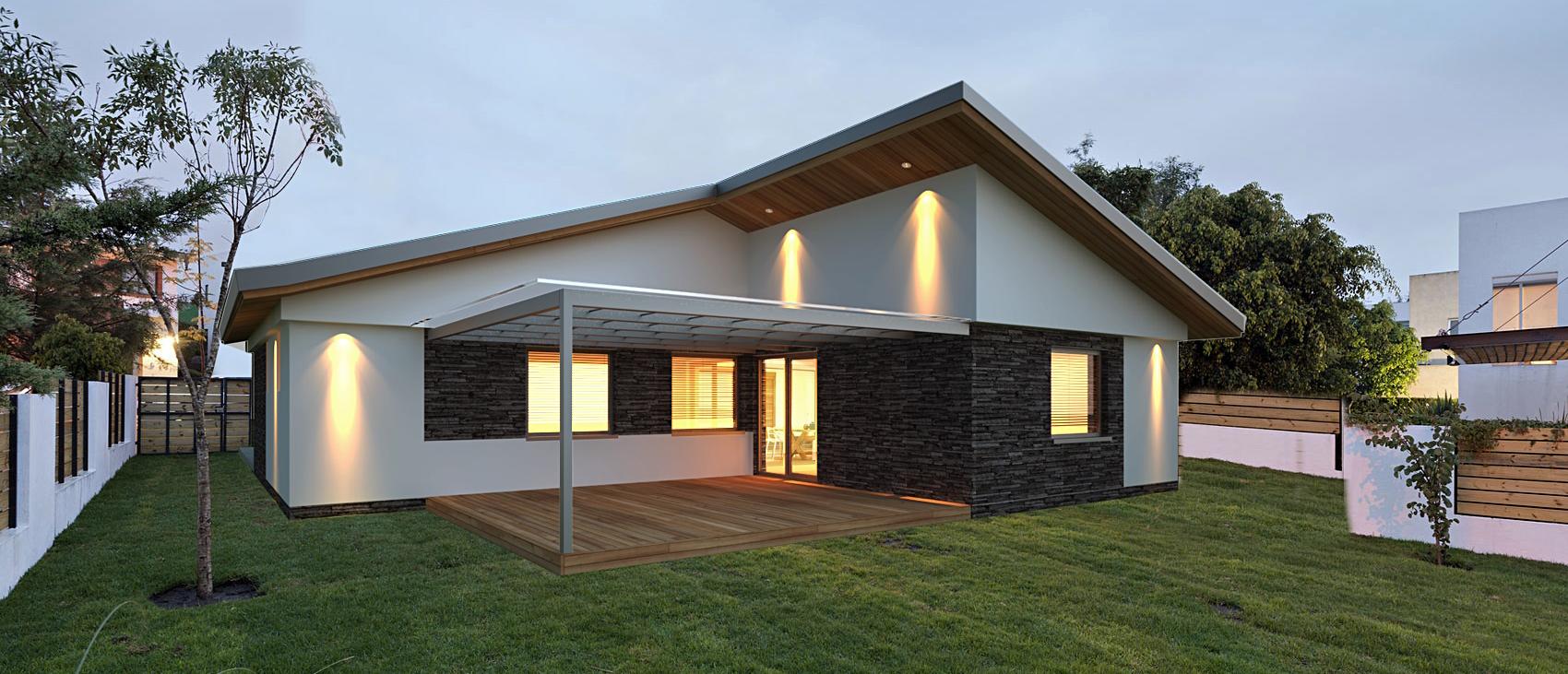 nový rodinný dom