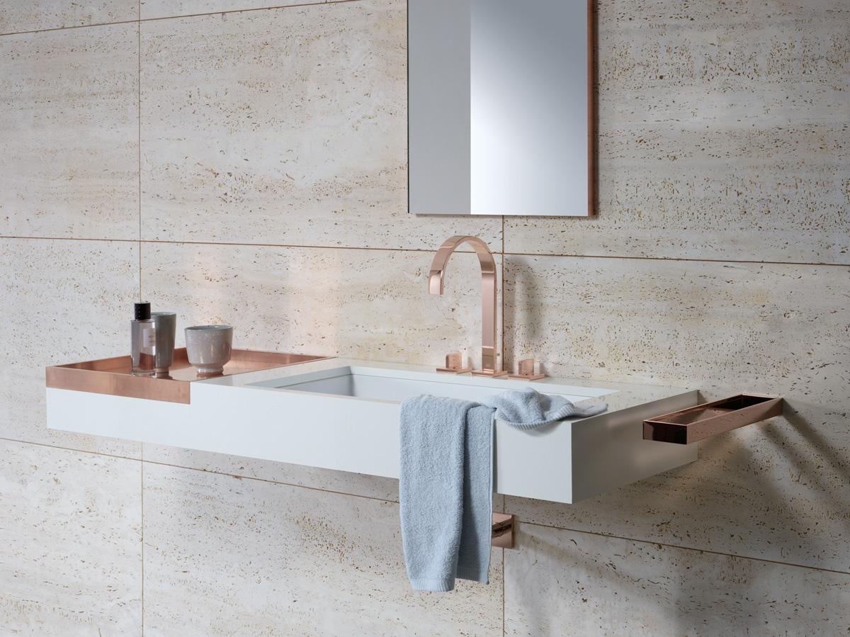 moderná kúpeľna s historckým puncom