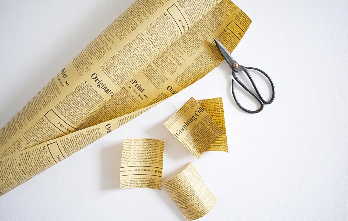 Kvietky z papiera