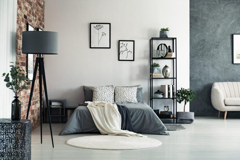 Betón v interiéri: Kde začať