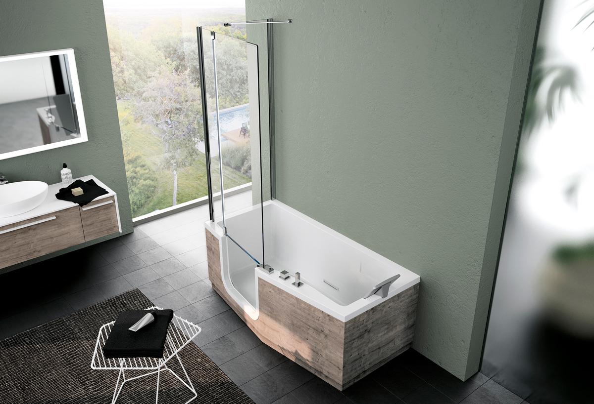 nová kúpeľňa