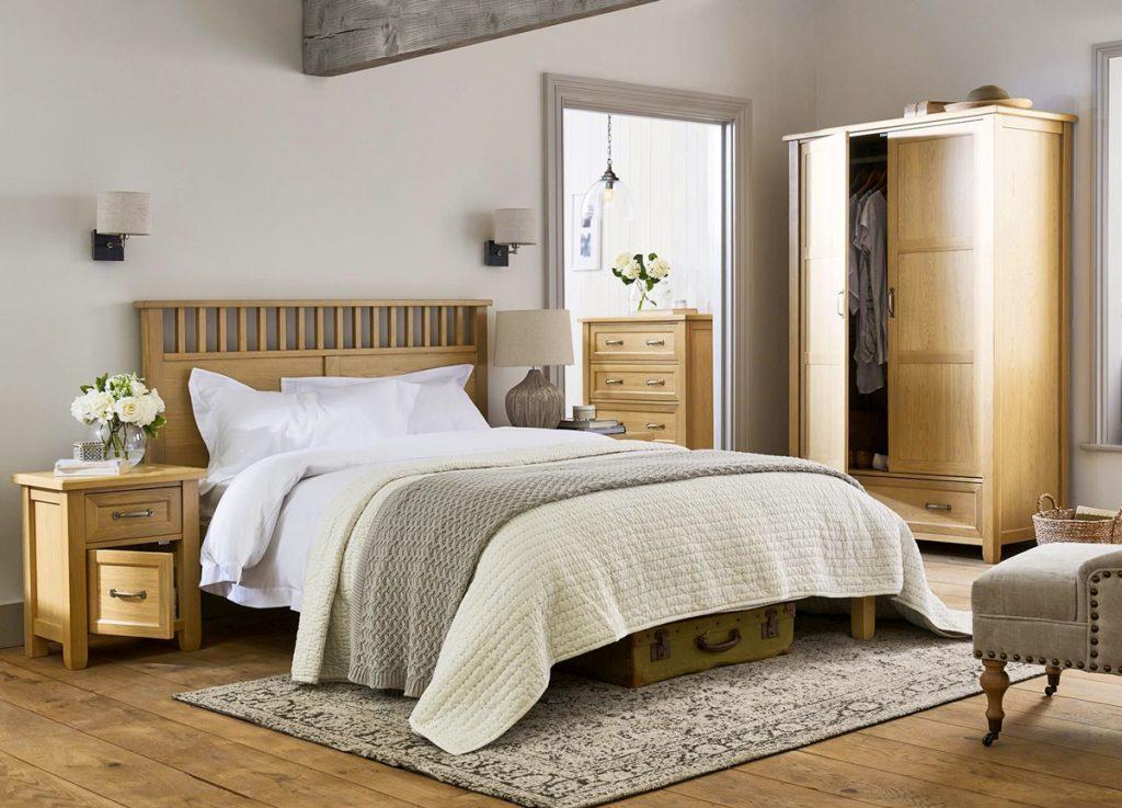 Zdravé bývanie - spálňa