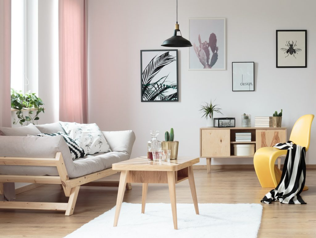 Pomocou týchto 6 tipov si zväčšíte aj malú obývačku