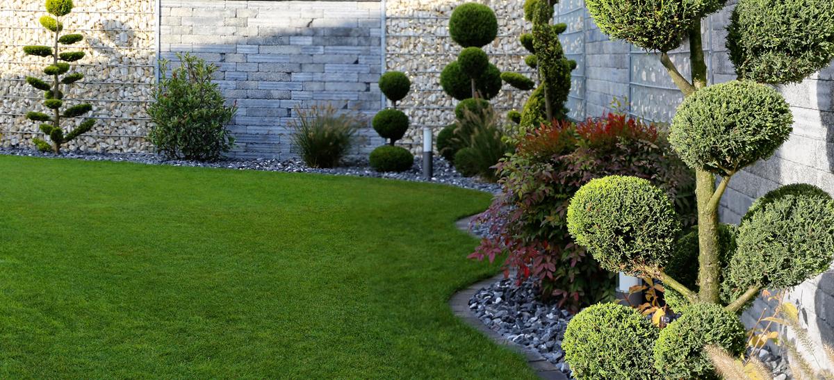 moderná záhrada
