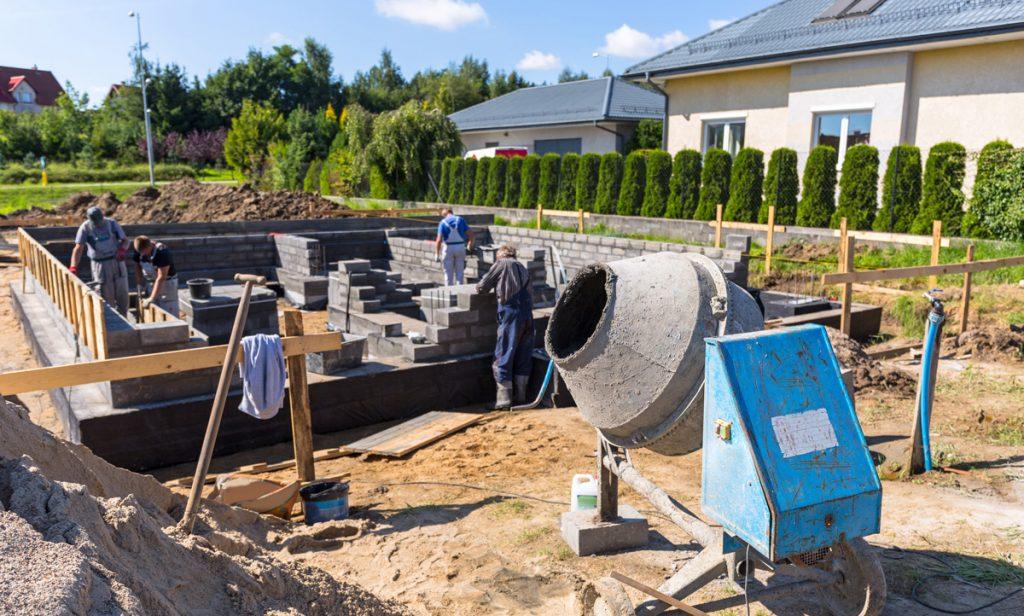 Stavba domu: Aké základy pod rodinný dom?