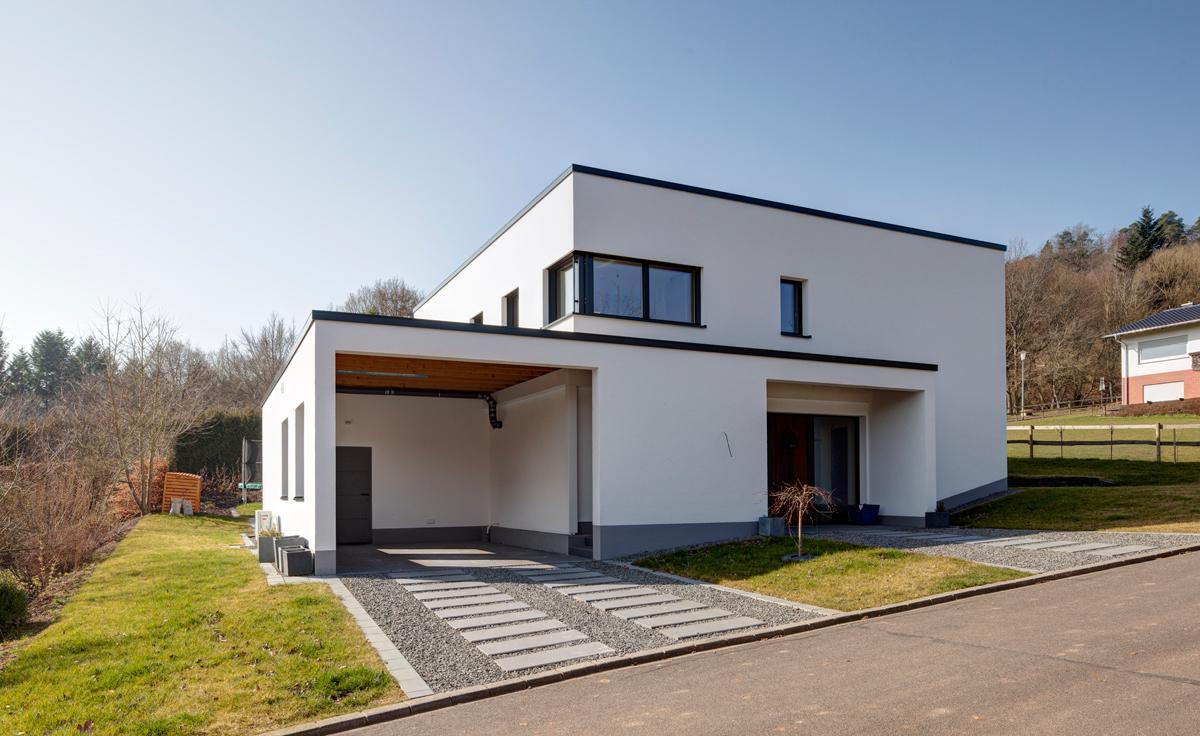 Plochá strecha na dome