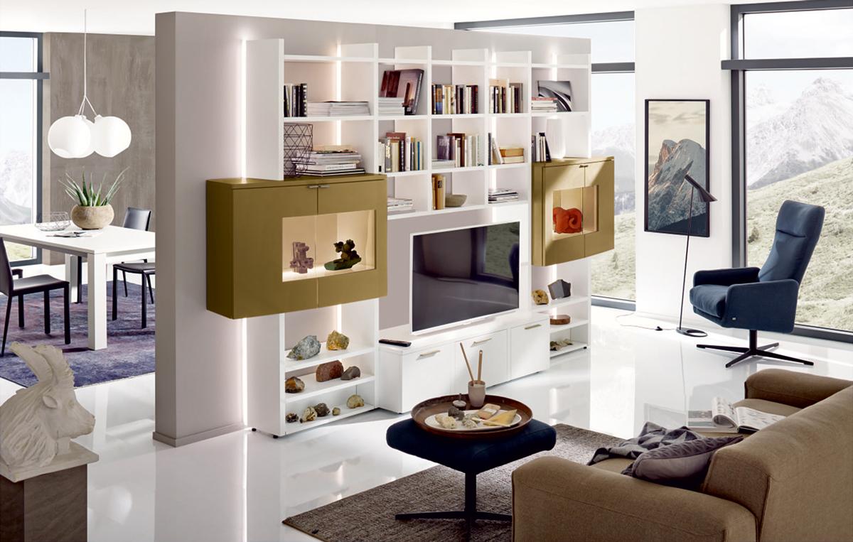 zariadenie obývačky