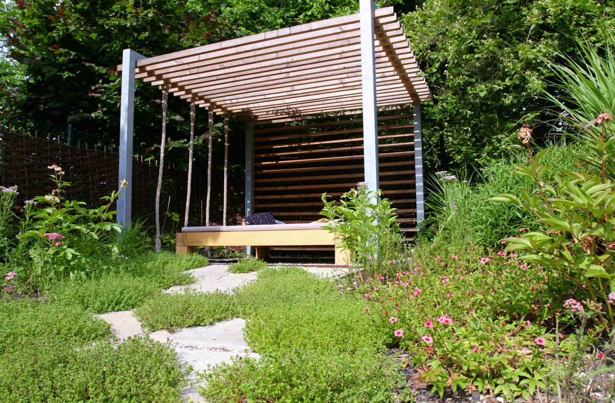 Ferdinand Leffler, záhradný architekt