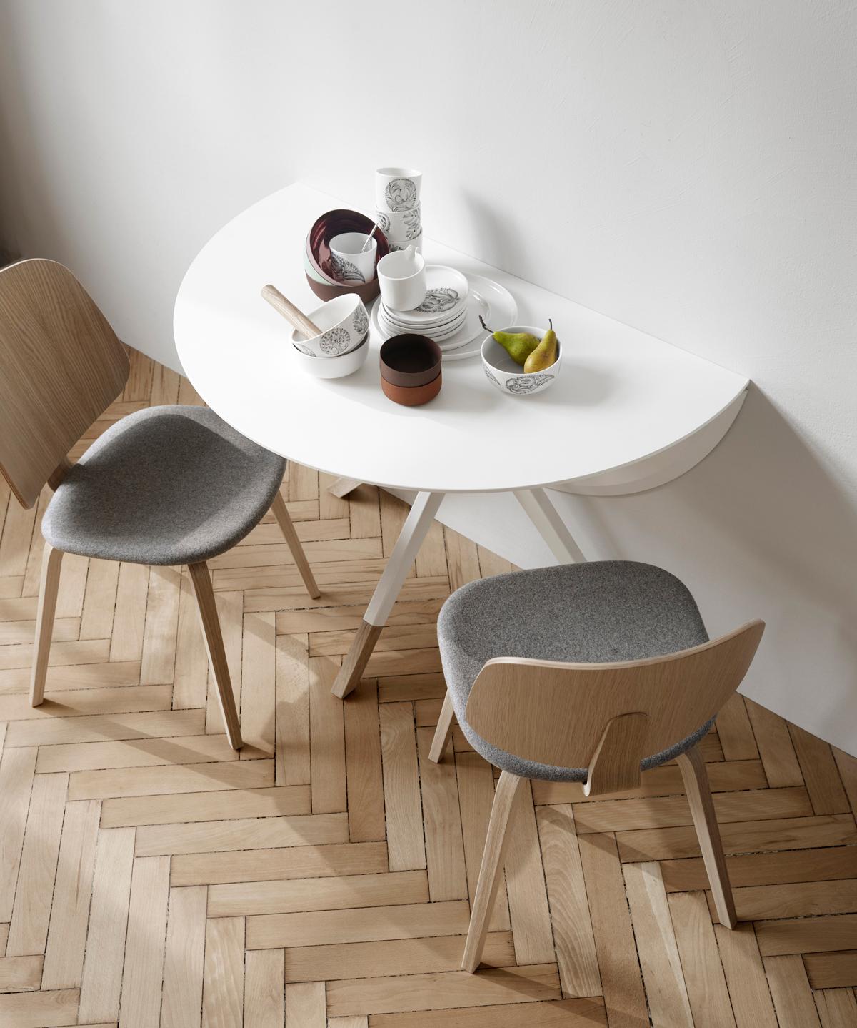 stôl do malej kuchyne