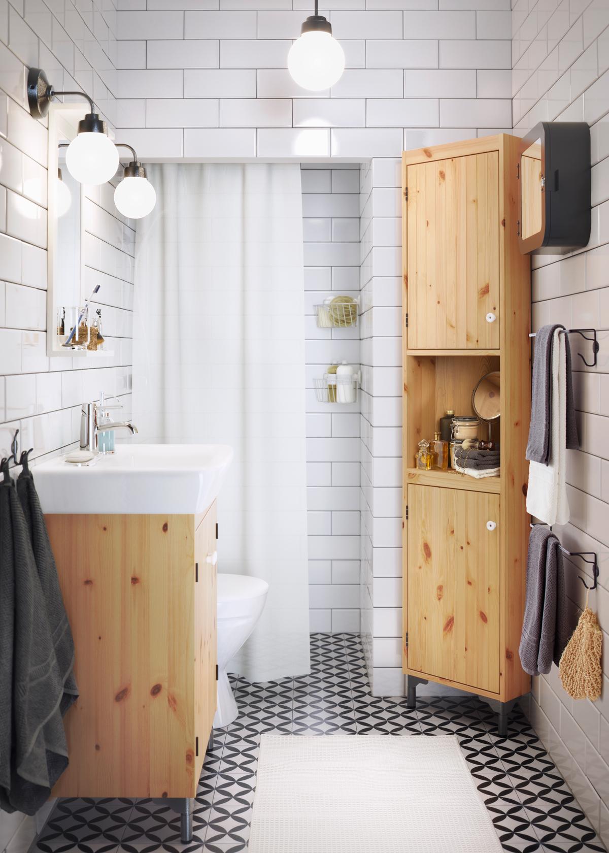 malá kúpeľňa