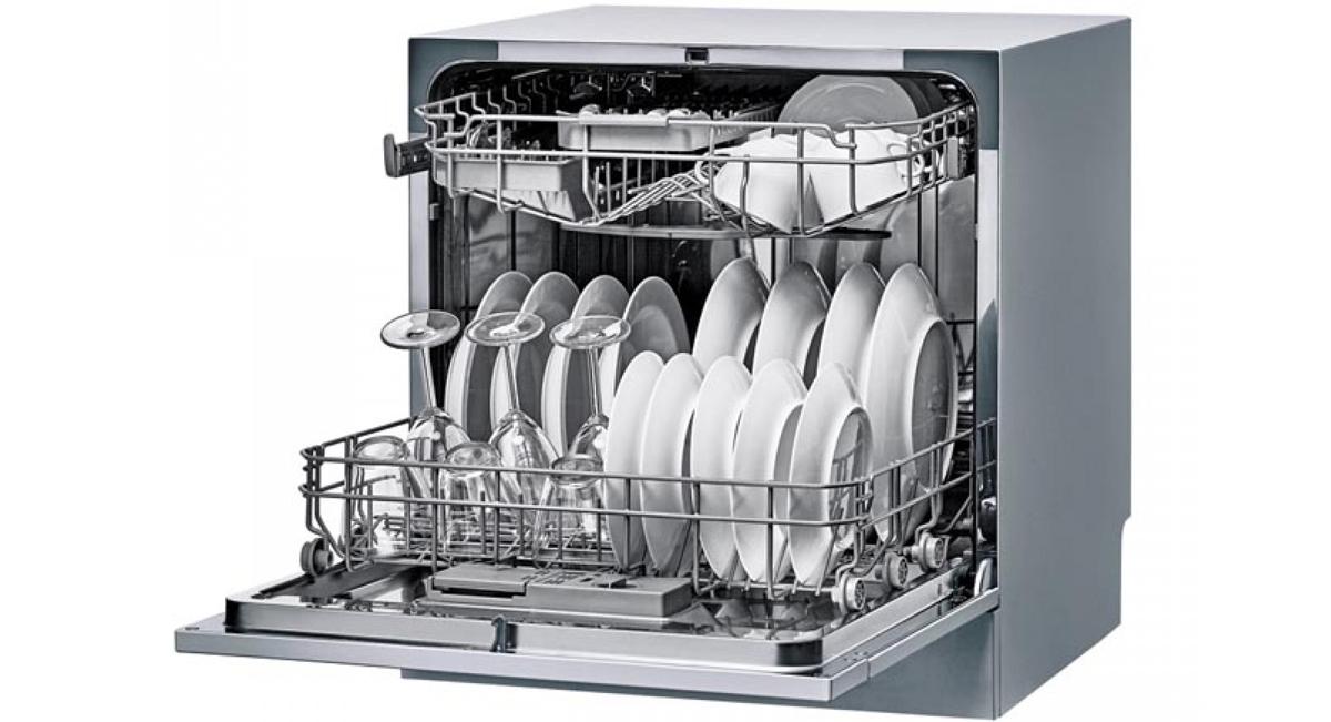 Stolná umývačka riadu