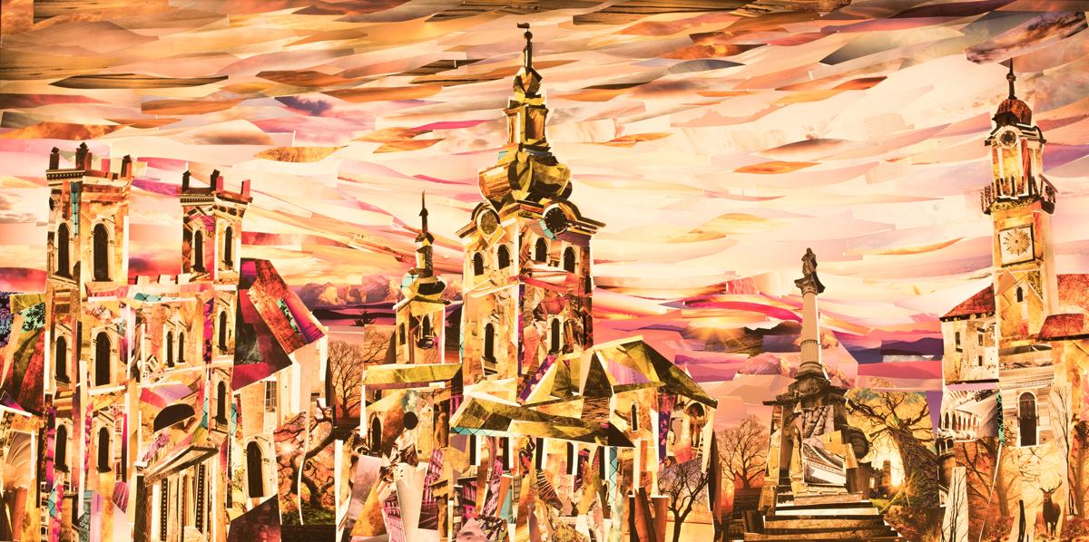 Obrazy od Jozefa Stančíka
