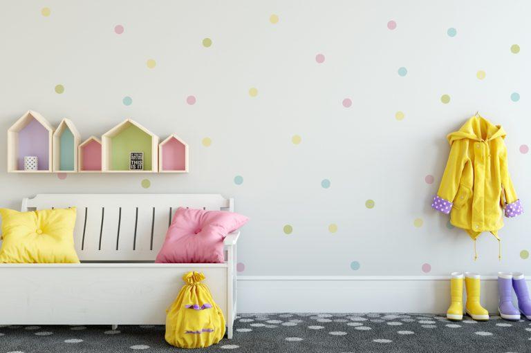 Malé bývanie: Detská izba ako zo škatulky