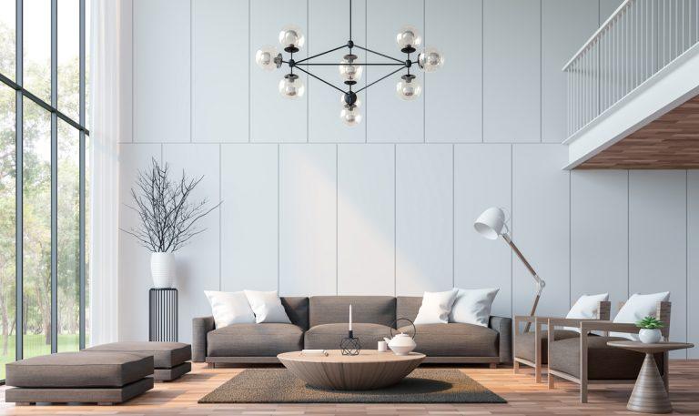 Ako účelne a pekne zariadiť obývačku?