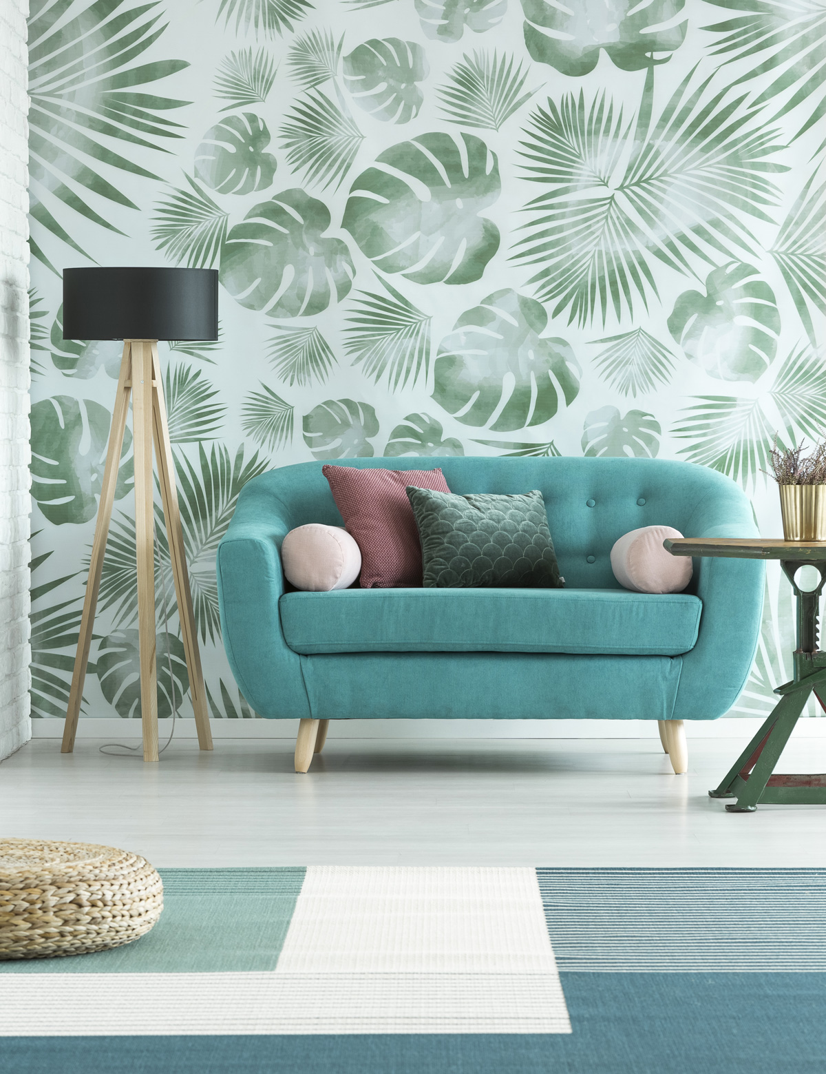 trendy farby v interiéri