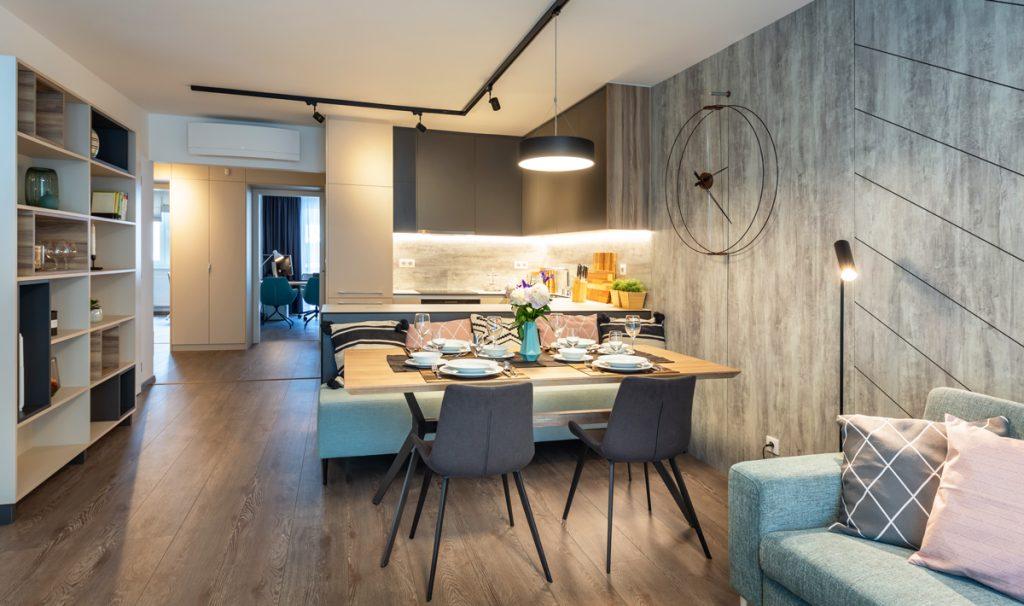 90 m² plných severského komfortu
