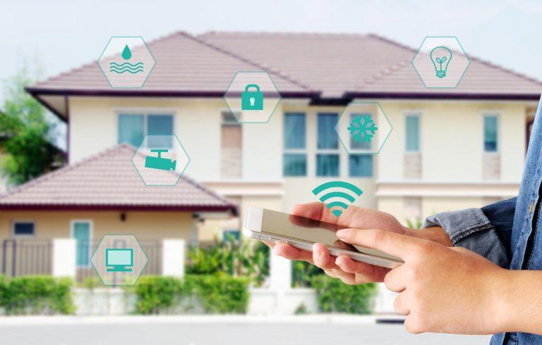 Elektronický strážca pre bezpečnú domácnosť
