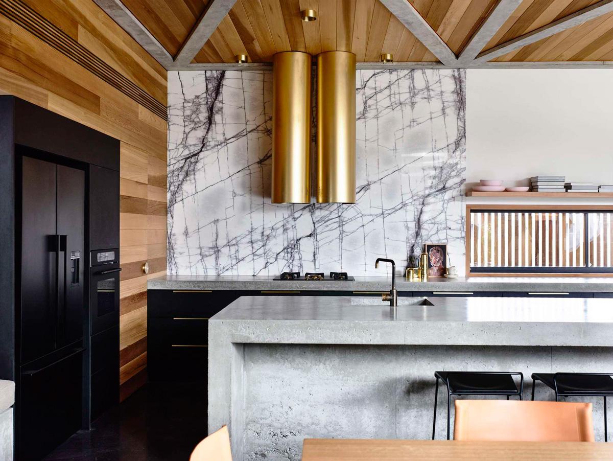 kuchynské steny