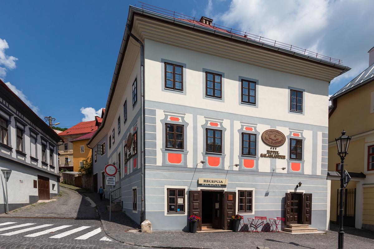 Salamander Banská Štiavnica