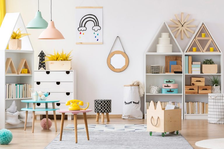 Ako vytvoriť detskú izbu snov za 500 eur?