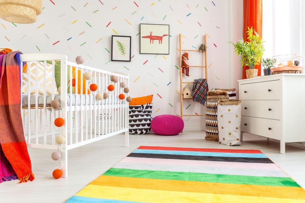 Viete, aké steny zvoliť do detskej izby?