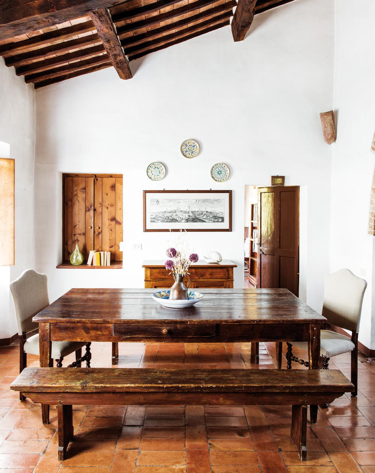 bývanie v toskánsku