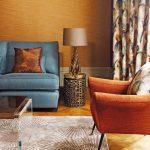 jesenné farby v interiéri