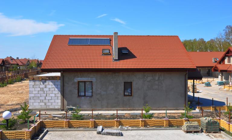 Čo treba splniť pri stavbe stien pasívneho domu?
