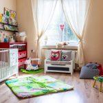 detská izba vo vidieckom a vintage štýle