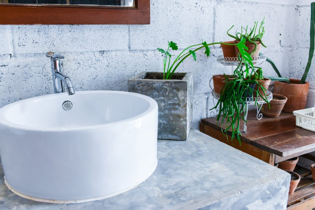 Efektívne premeny kúpeľne – rýchlo anenáročne