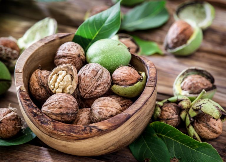 Prečo jesť orechy?