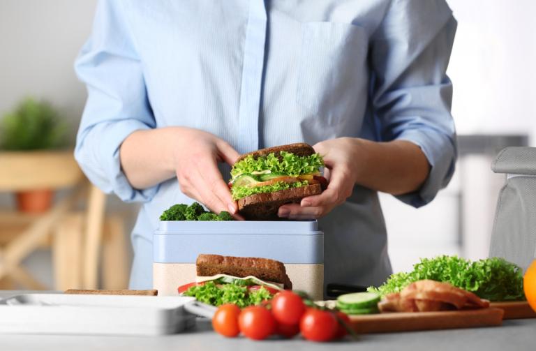 Zoberte si jedlo so sebou do práce či do školy